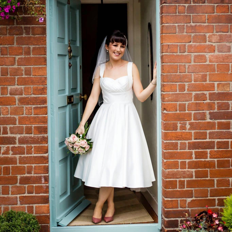 Vintage Wedding Dresses Dublin: Dirty Fabulous: A Bride Unveiled