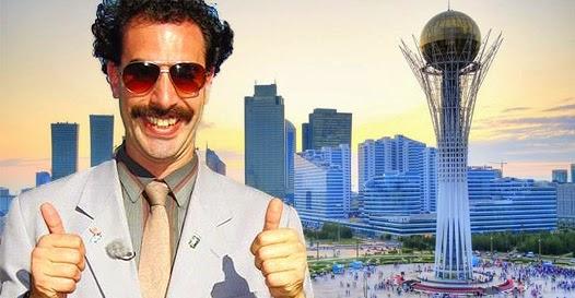 Borat no Cazaquistão