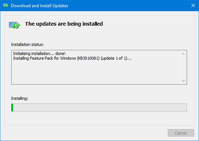 كيفية تحميل برنامج ويندوز ميديا بلاير 12 Windows Media Player لويندوز 10