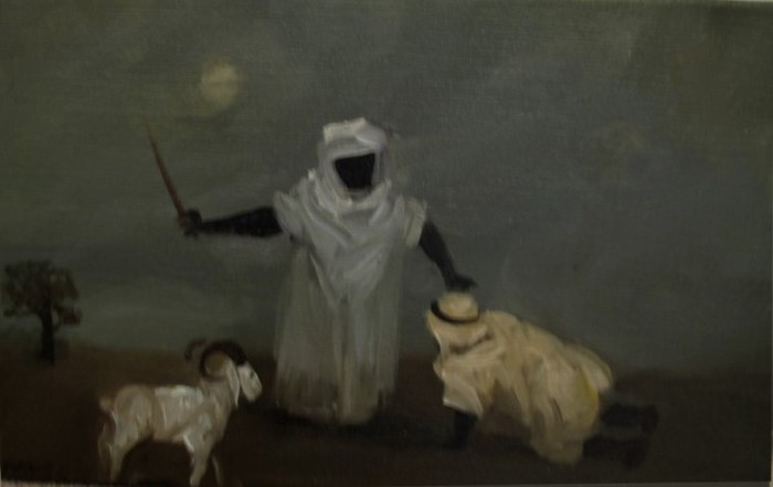 Немецкий художник. Pavel Feinstein