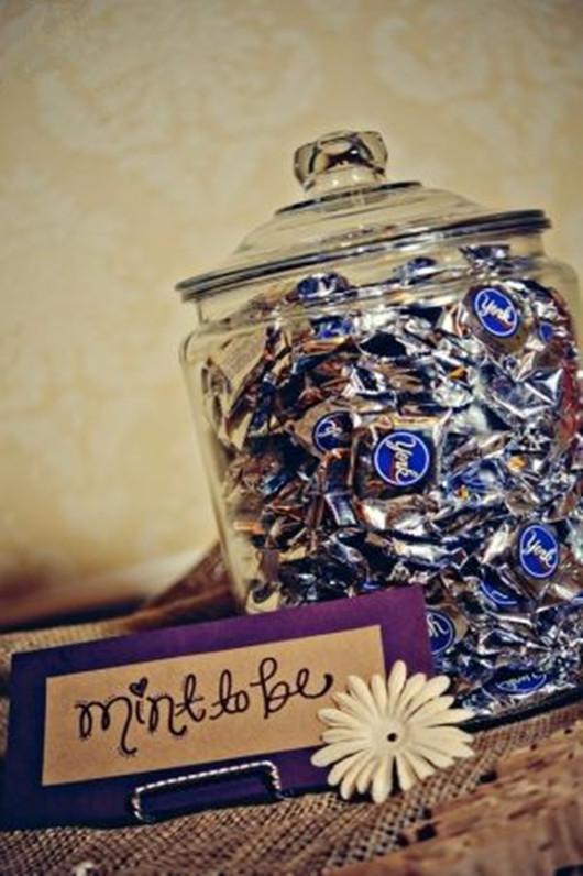 wedding candy for brides wedding ideas