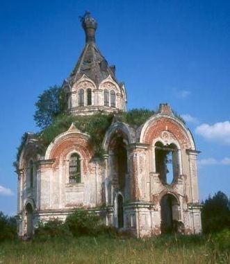 1270 Abandoned Russian Church