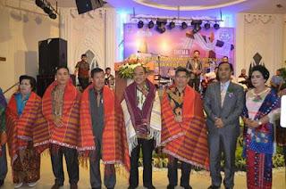 Walikota Tebing Tinggi Ir. H.Umar Zunaidi Hasibuan,MM Hadiri Peringatan Paskah Oikumene 2018