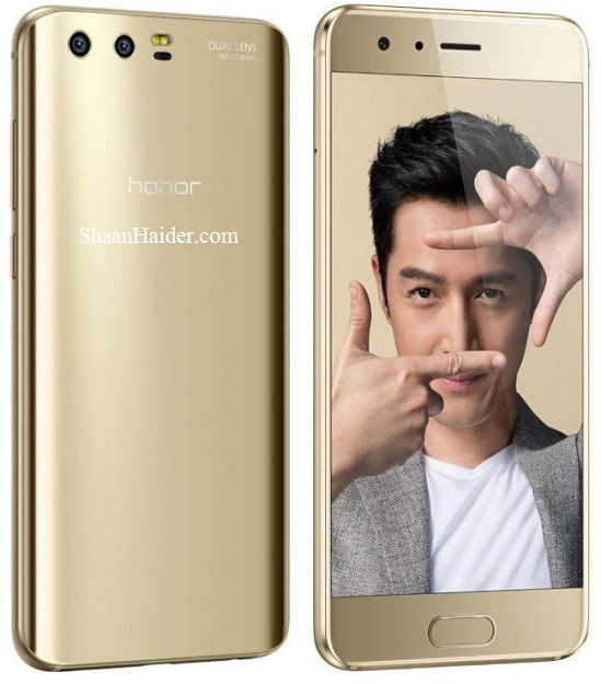 Huawei Honor 9 : Full Hardware Specs, Features, Prices and Availability