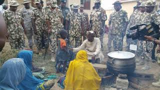 Human rights watch on Borno refugee camps