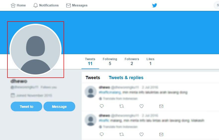 Tampilan Baru dan 3 Update Desain Twitter 2017