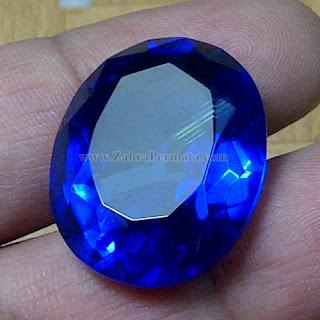 Batu Blue Obsidian + Memo