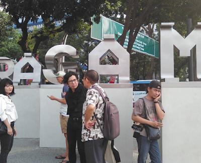 Taman Pandang Istana