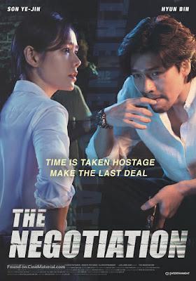 Film The Negotiation (2018)