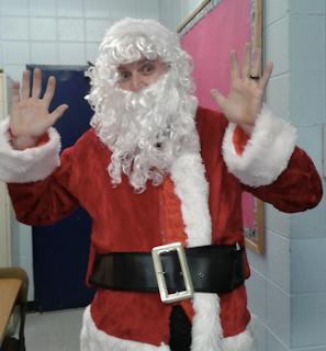 Big Brother Christmas Adam Poch Santa