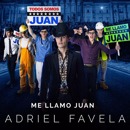Adriel Favela - Me Llamo Juan (Corridos Nuevos 2017)