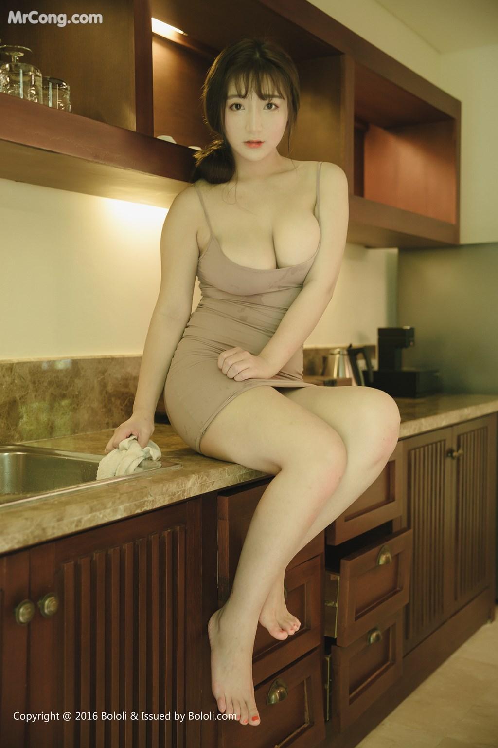Image Tukmo-Vol.114-Mang-Guo-milk-MrCong.com-010 in post Tukmo Vol.114: Người mẫu Mang Guo (芒果milk) (40 ảnh)