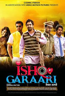Ishq Garrari (2013) - 1CD Full Movie Watch Online DVDScr Rip - Xvid