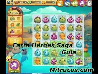Al iniciar Farm Heroes Saga , el animal de granja le mostrará a ...