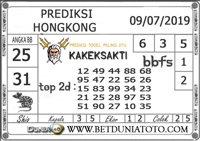 Prediksi Togel HONGKONG DUNIA4D 09 JULI 2019