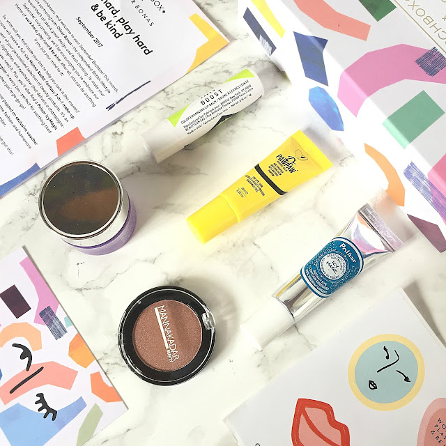 Birchbox Unboxing - September 2017