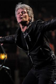 Bon Jovi at United Center Chicago March 26, 2016 (credit Adam Bielawski)