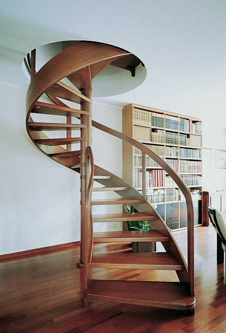 Todavia No Sabes Lo Que Te Gustan Las Escaleras De Caracol Cositas - Escaleras-en-espiral