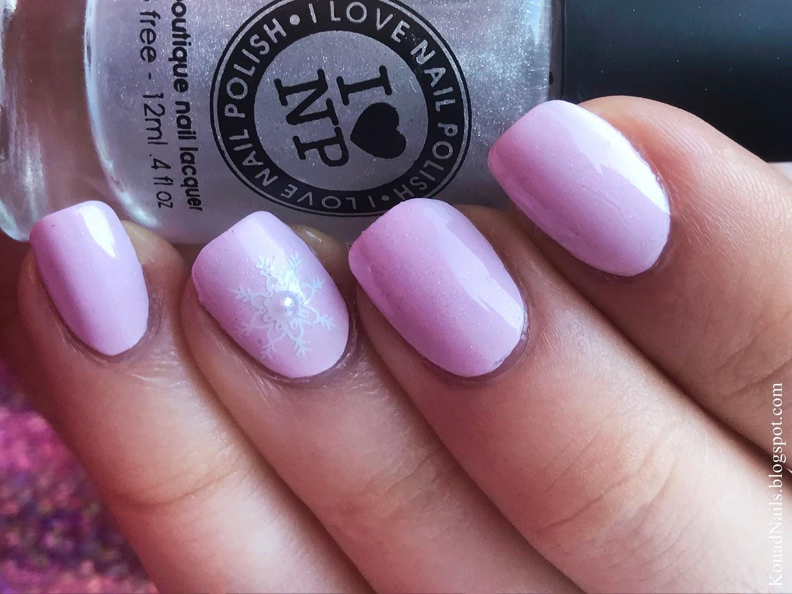 Sweet Pink Nail Art Konad Addict Bloglovin