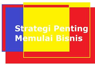 Bisnis, Strategi Bisnis