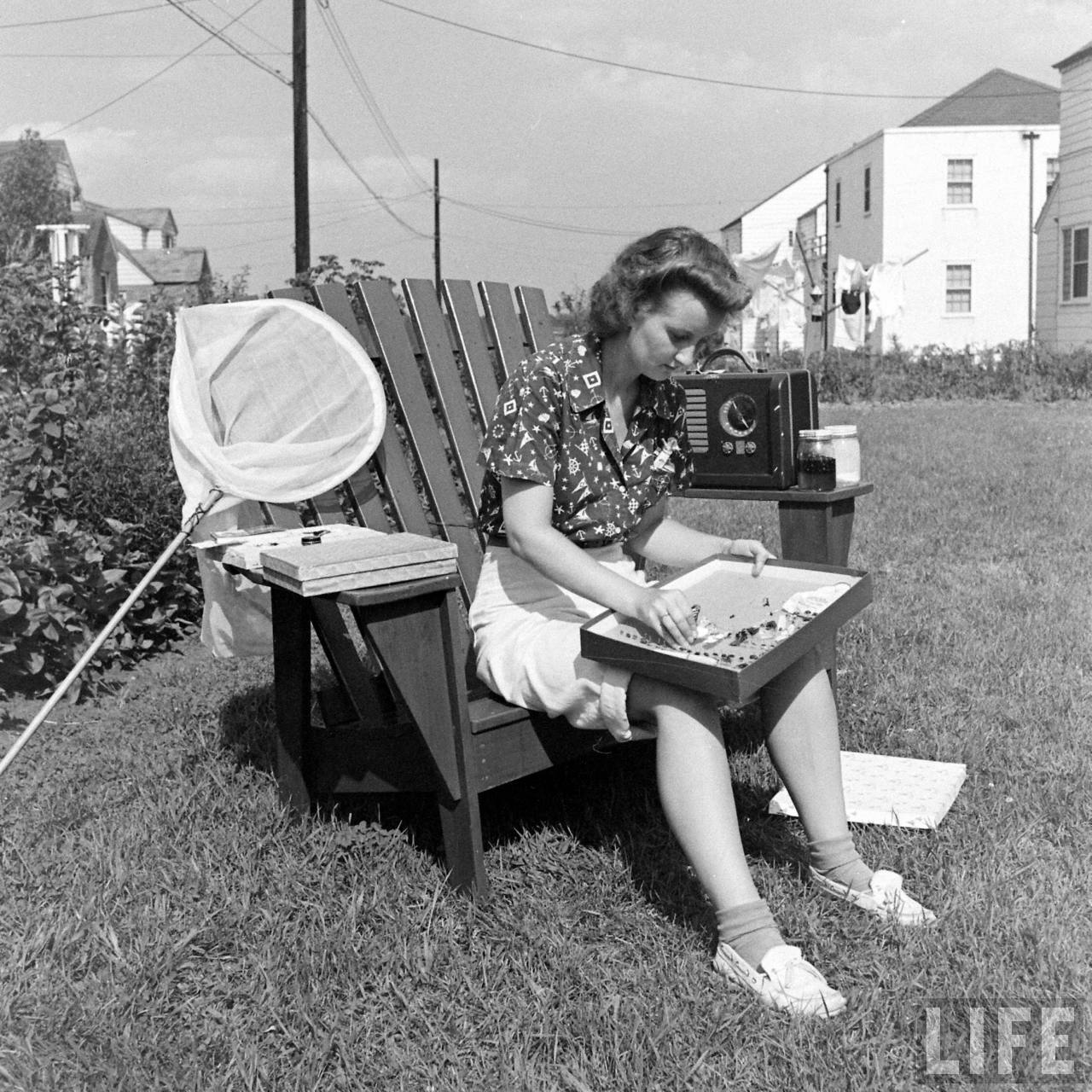50 Vintage Photographs That Capture Suburban Life in New ...