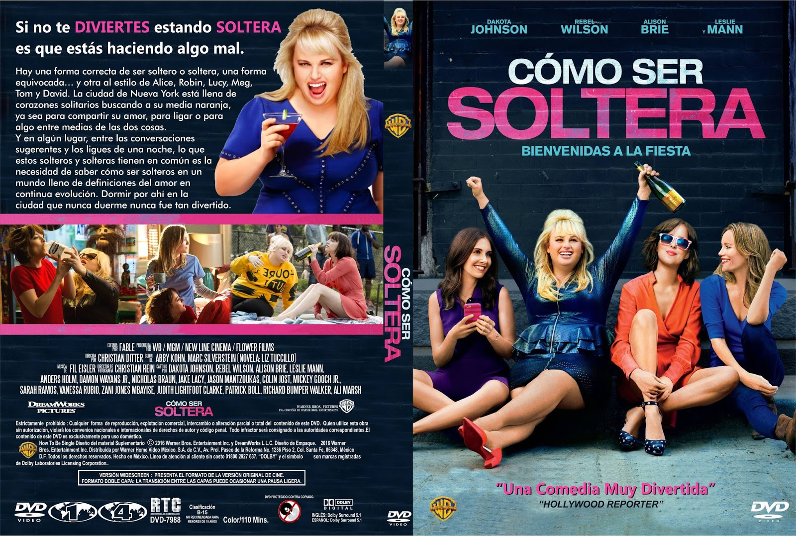 Download Dvd Covers How To Be Single Background 2 C�mo Ser Soltera
