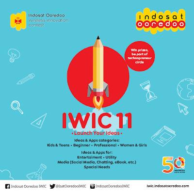 Indosat Ooredoo Wireless Innovation Contest