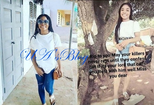 Tragedy As IMSU Final Year Female Student Dies With Lover In Her Hostel (Photos)
