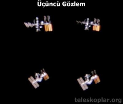 teleskop ile uui gözlemi