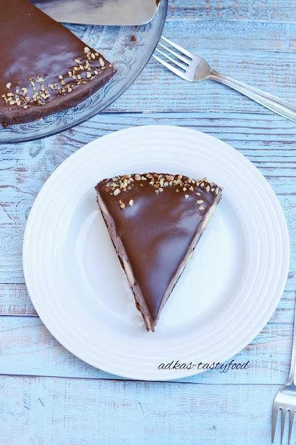 Čokoládova torta bez múky