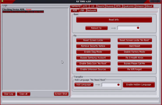 K.F Tool V2.0 latest Free Download