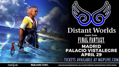 Final Fantasy Distant Worlds