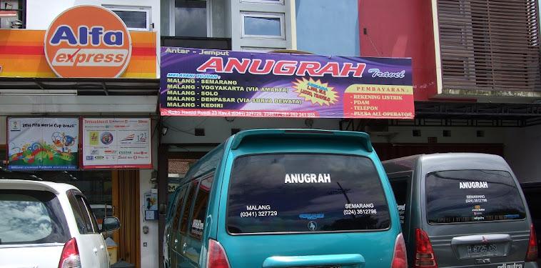 Daftar Alamat Dan Nomor Telepon Agen Travel Di Malang