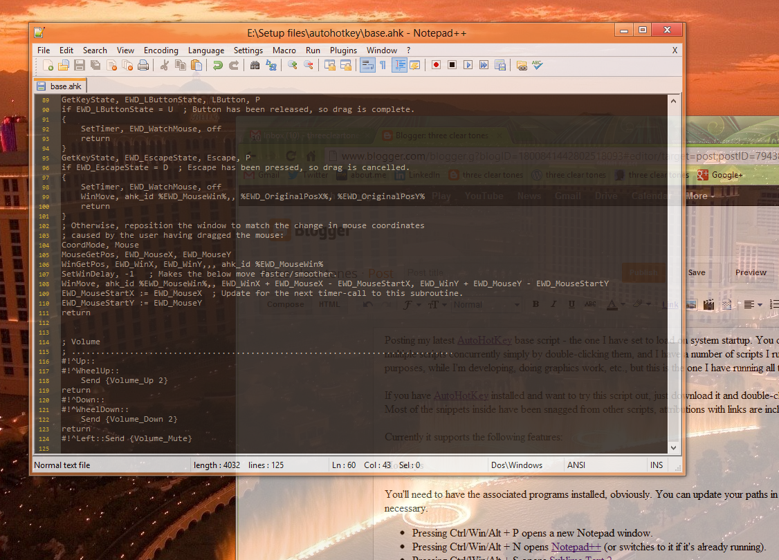 three clear tones: My current base AutoHotKey script