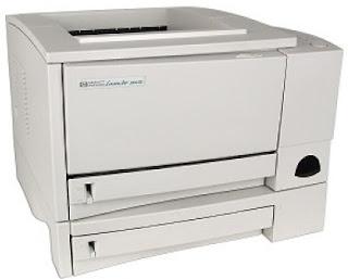 Pilote HP LaserJet 2100