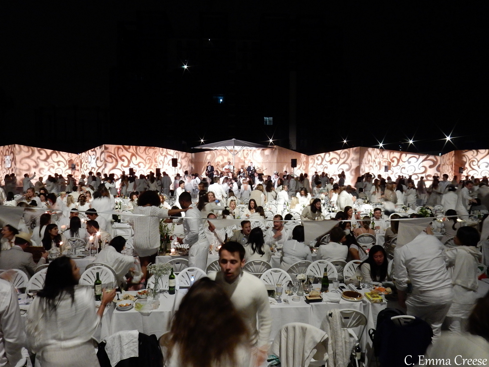 Diner en Blanc Adventures of a London Kiwi