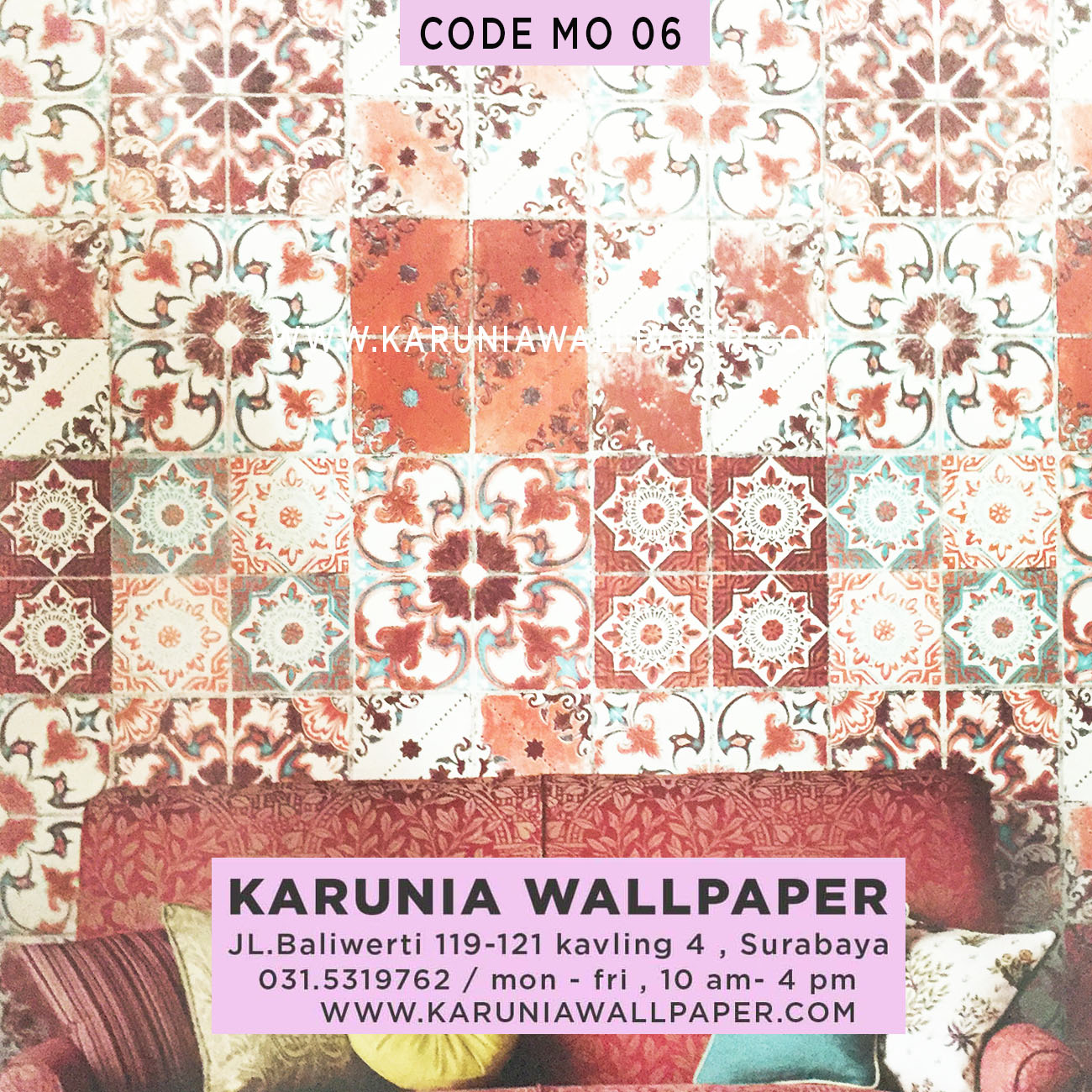 wallpaper dinding tekstur keramik