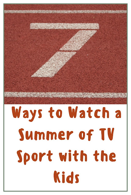 7 Ways to Watch a Summer of TV Sport with the Kids Olympics Euro 2016