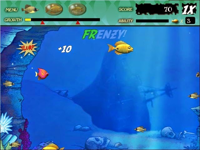 Feeding Frenzy 2 Deluxe Free Download