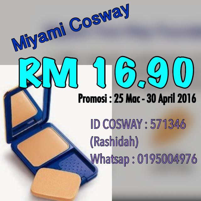 Miyami Offer Bulan April 2016 - ID COSWAY VPM571346
