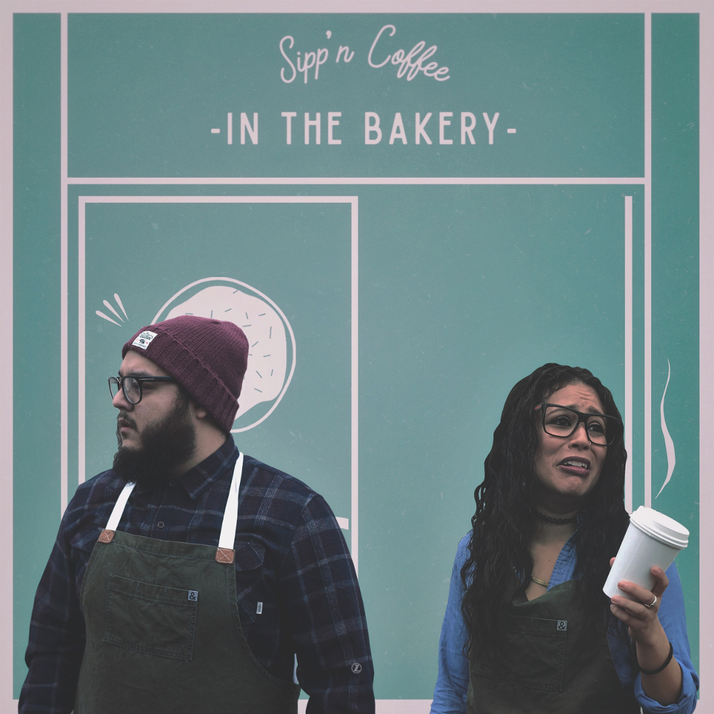 hiphop/rap/jazz : angie rose - sipp'n coffee in the bakery (2017)