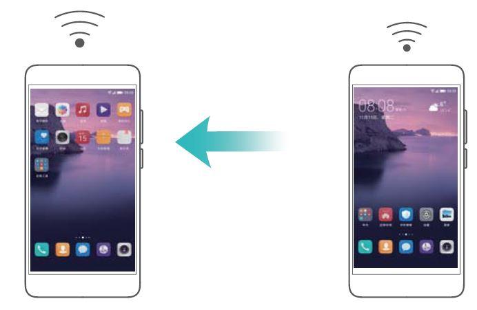 Usare Huawei come Ruter Wi-Fi