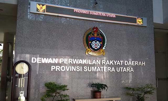 Inilah Fakta dan Data 38 Anggota DPRD Sumut jadi Tersangka