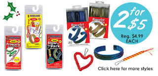 Two-For-$5 on Select Craft Kits at RexlaceClub.com. Expires 12/31/16