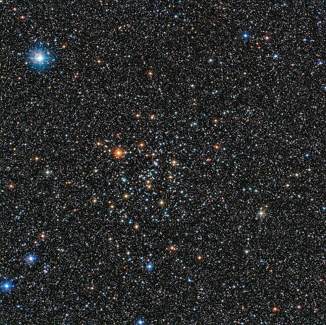 The star cluster IC 4651