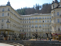 Grand Hotel Pupp Location
