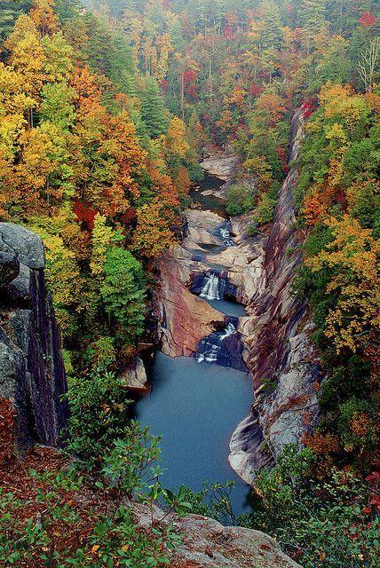 Tallulah Falls, Georgia, USA