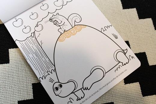 Coloriage relief les animaux les enfants du monde editions lito - Coloriage relief ...