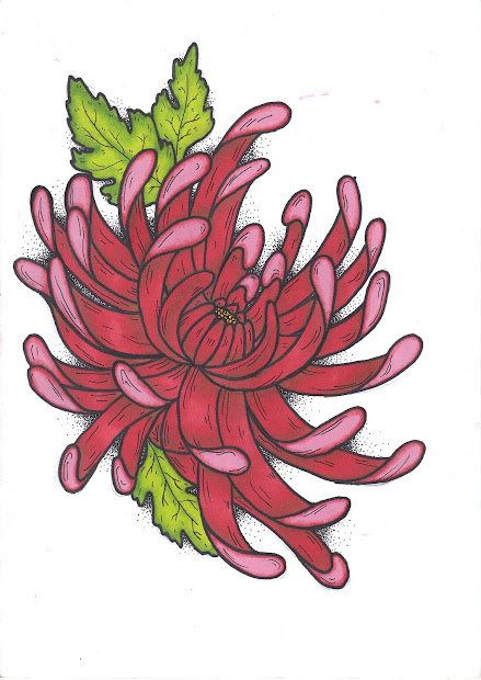 Paige Mitchell Design Promarker Drawings