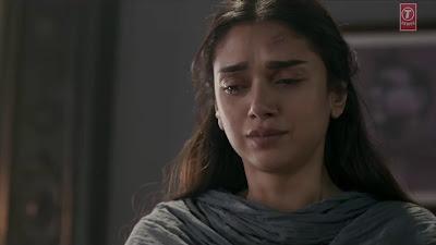 Aditi Rao Hydari Cry HD Image